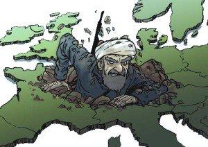 Europe islamisée
